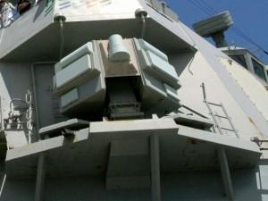 on board a US DDG-70 vessel