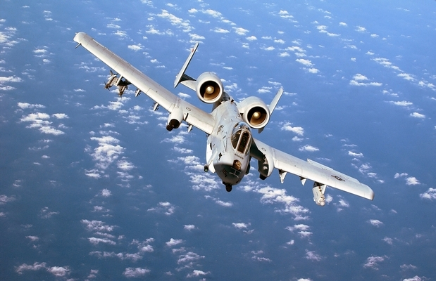 U.S. Air Force A-10 Warthog (Source: U.S. Air Force)