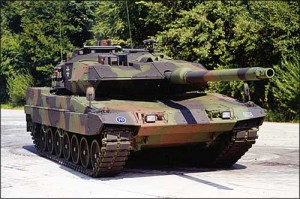 Leopard 2A6E