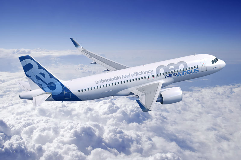 Airbus Booked 135 Orders for the A320/A321neo in November. Photo Courtesy of Airbus S.A.S.