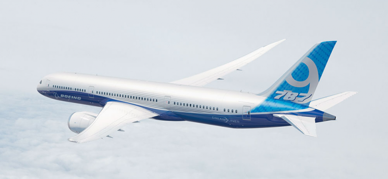 Boeing delivered a record 135 787 Dreamliners in 2015 and has announced plans to increase the overall production rate to 12 per month in 2016 and to 14 per month by the end of the decade.  Photo Courtesy: The Boeing Company