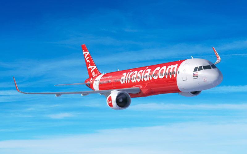 On August 30, 2016, Airbus booked an order for 100 A321neo jets for Malaysian low-cost carrier AirAsia (order was announced at Farnborough International Air Show in July). Photo Courtesy: Airbus SAS