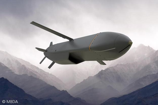 Storm Shadow cruise missile. Source: MBDA