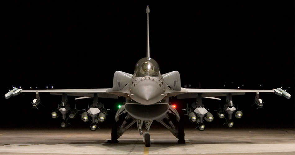 F-16V Source: Lockheed Martin